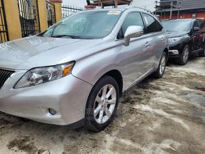 Lexus RX 2010 Silver   Cars for sale in Lagos State, Surulere