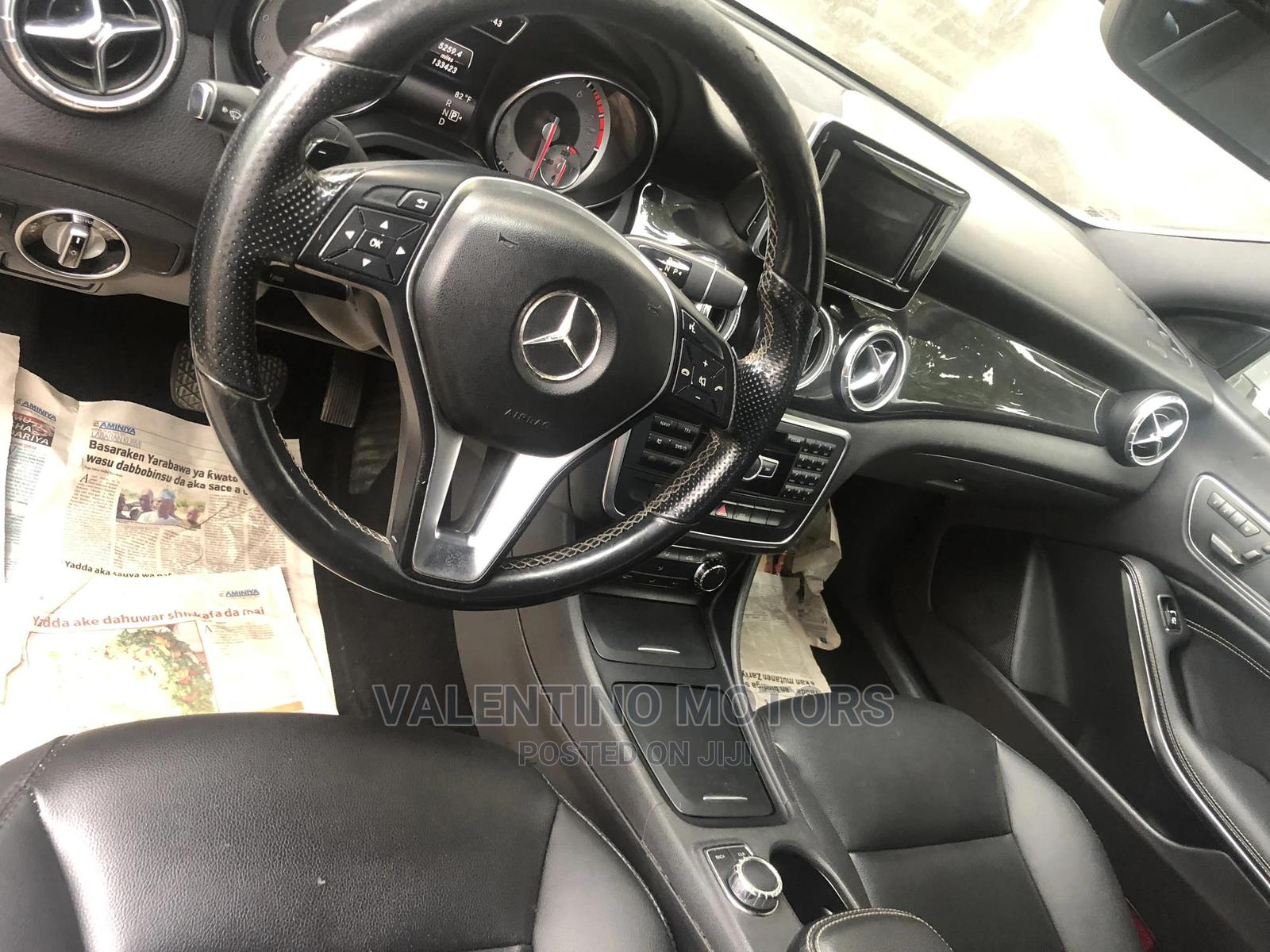 Mercedes-Benz CLA-Class 2014 Silver | Cars for sale in Apapa, Lagos State, Nigeria