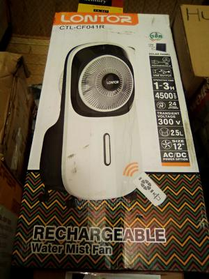 Lontor Rechargeable Air Cooler   Home Appliances for sale in Abuja (FCT) State, Gaduwa