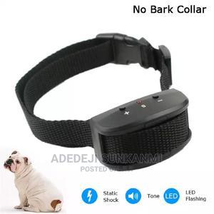 Water Resistant Bark Control Collar   Pet's Accessories for sale in Lagos State, Ifako-Ijaiye