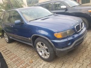 BMW X5 2004 3.0i Sports Activity Blue | Cars for sale in Lagos State, Amuwo-Odofin