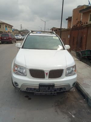 Pontiac Torrent 2007 White | Cars for sale in Lagos State, Shomolu
