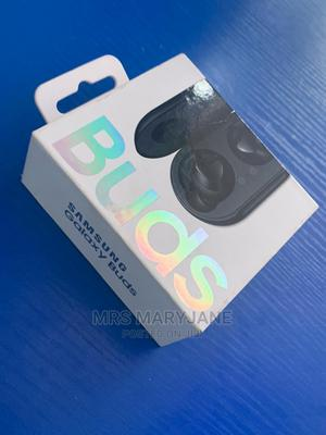 Samsung Galaxy Buds Black | Accessories for Mobile Phones & Tablets for sale in Lagos State, Ikeja