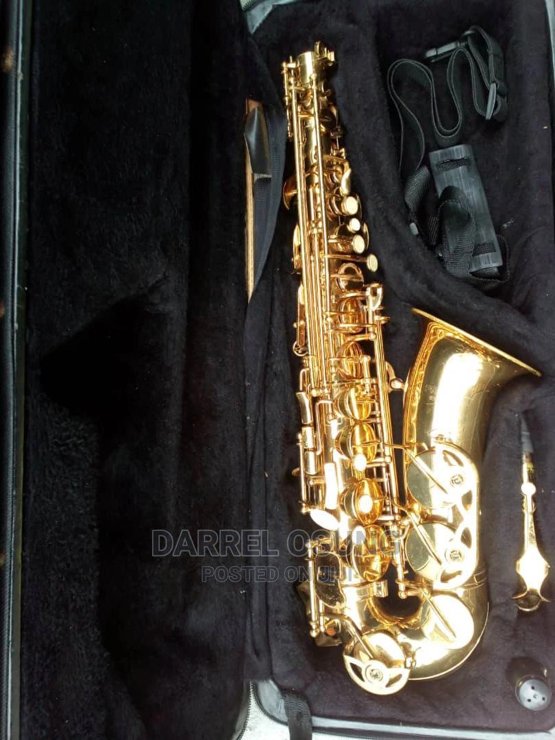 Archive: Premier Alto Saxophone