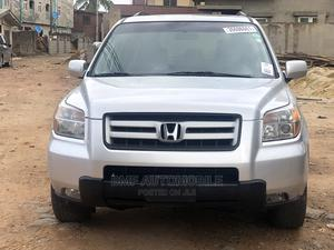 Honda Pilot 2007 Silver   Cars for sale in Lagos State, Agege