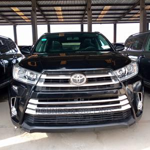 Toyota Highlander 2017 Black | Cars for sale in Lagos State, Apapa