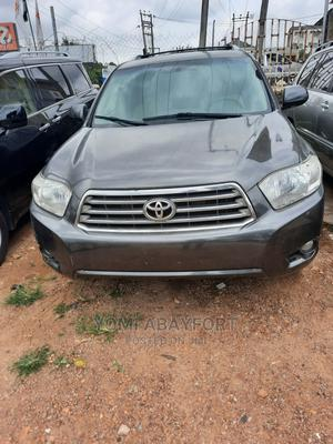 Toyota Highlander 2008 Limited Gray | Cars for sale in Oyo State, Ibadan