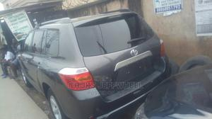 Toyota Highlander 2010 Sport Gray | Cars for sale in Lagos State, Isolo