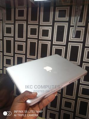 Laptop Apple MacBook 2012 4GB Intel Core I5 HDD 500GB | Laptops & Computers for sale in Lagos State, Ikeja