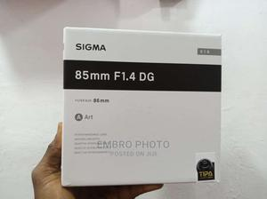 Sigma Lens 85mm DG | Accessories & Supplies for Electronics for sale in Lagos State, Lagos Island (Eko)
