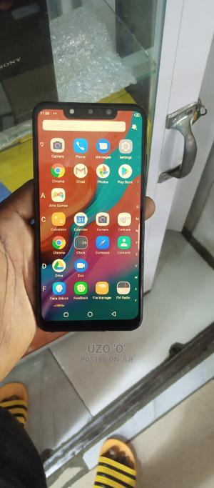Infinix Hot 7 Pro 32 GB Black | Mobile Phones for sale in Lagos State, Ikeja