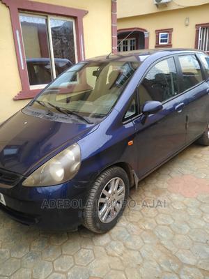 Honda Jazz 2006 1.4 LS Blue | Cars for sale in Lagos State, Alimosho