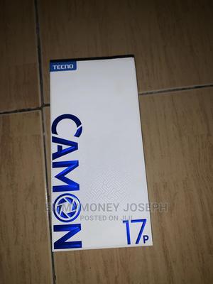 Tecno Camon 17P 128 GB Black | Mobile Phones for sale in Ondo State, Akure