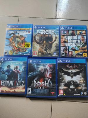 Ps4 Games for Sale and Psp Go for 6,000 | Video Games for sale in Lagos State, Alimosho