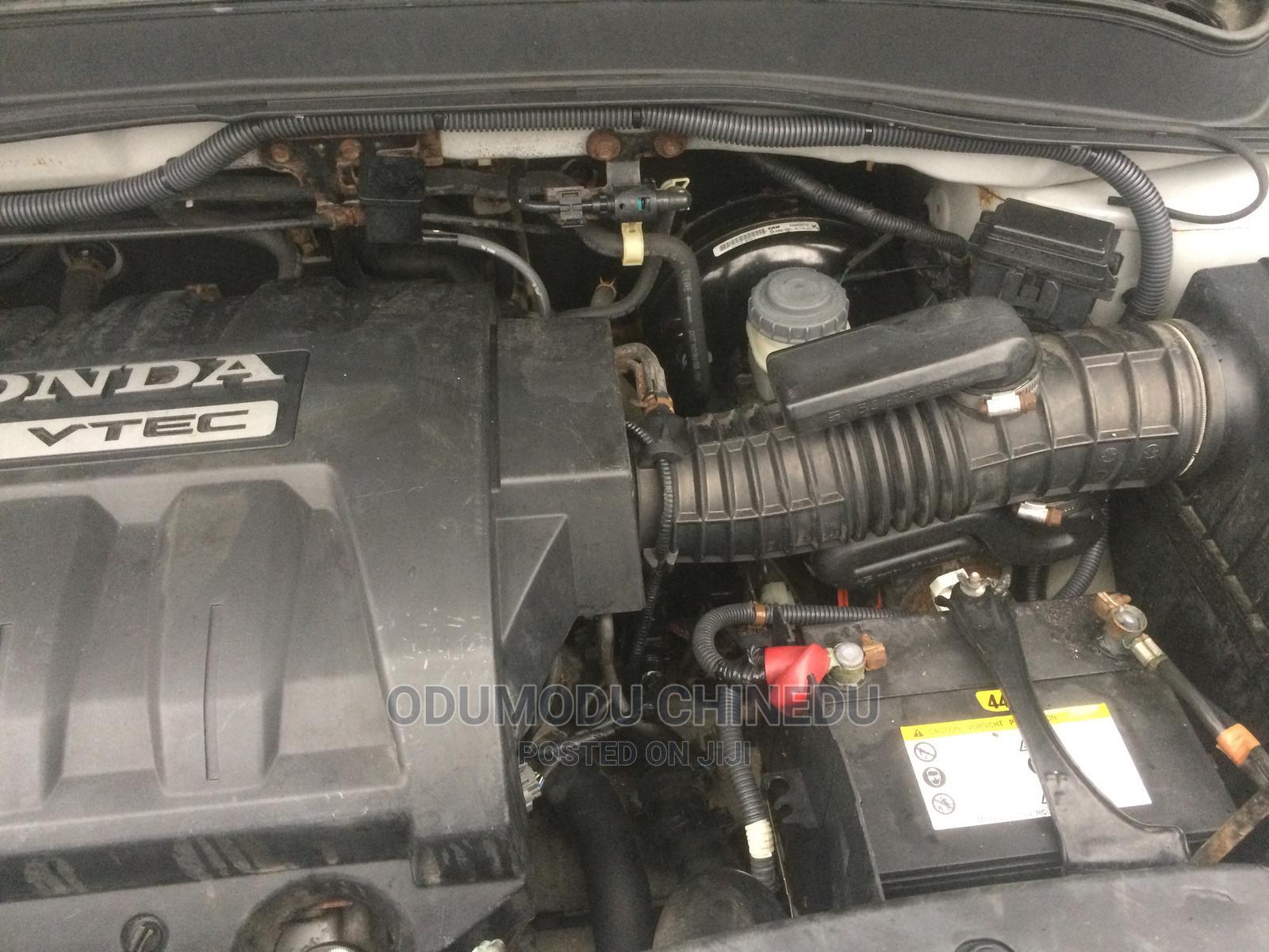 Honda Pilot 2007 EX-L 4x4 (3.5L 6cyl 5A) Silver | Cars for sale in Port-Harcourt, Rivers State, Nigeria