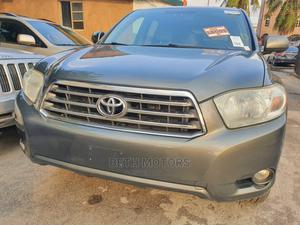 Toyota Highlander 2008 Limited Silver | Cars for sale in Lagos State, Lekki