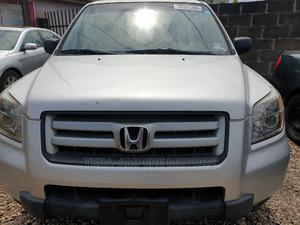 Honda Pilot 2008 EX 4x4 (3.5L 6cyl 5A) Silver   Cars for sale in Lagos State, Ipaja