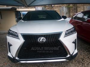 Lexus RX 2019 350 FWD White   Cars for sale in Abuja (FCT) State, Central Business District