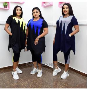 Quality Top. Three Quarter Pant   Clothing for sale in Lagos State, Alimosho