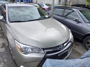 Toyota Camry 2017 Gold | Cars for sale in Lagos State, Ikeja