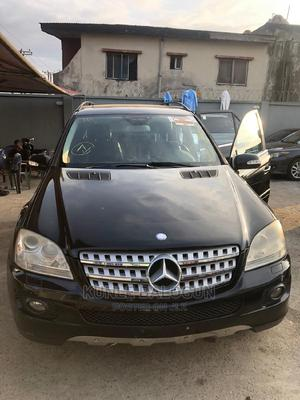 Mercedes-Benz M Class 2008 ML 350 4Matic Black | Cars for sale in Lagos State, Kosofe