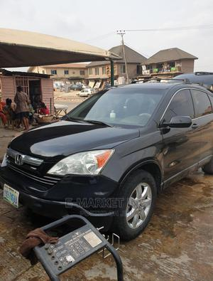Honda CR-V 2008 2.4 EX-L 4x4 Automatic Black | Cars for sale in Oyo State, Ibadan