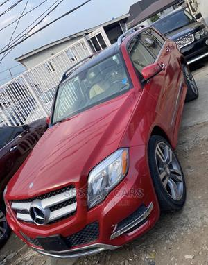 Mercedes-Benz GLK-Class 2014 Burgandy | Cars for sale in Lagos State, Ikeja