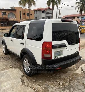 Land Rover LR3 2008 White | Cars for sale in Lagos State, Ikeja