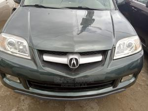 Acura MDX 2005 Green | Cars for sale in Lagos State, Alimosho