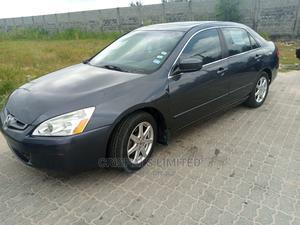 Honda Accord 2005 Gray   Cars for sale in Lagos State, Ajah