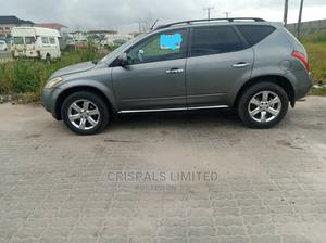 Nissan Murano 2007 SL AWD Gray | Cars for sale in Lagos State, Ajah