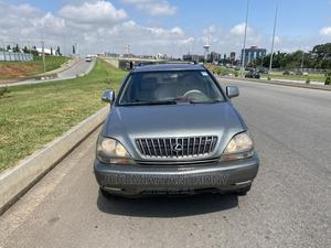 Lexus RX 2003 Gray | Cars for sale in Abuja (FCT) State, Gwarinpa