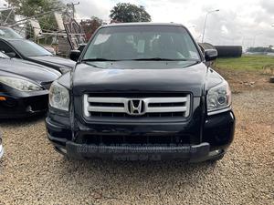 Honda Pilot 2006 LX 4x4 (3.5L 6cyl 5A) Black | Cars for sale in Abuja (FCT) State, Gwarinpa
