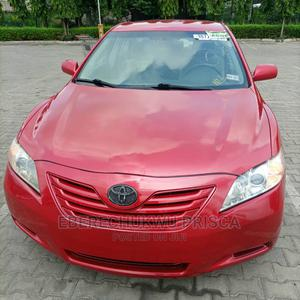 Toyota Camry 2008 2.4 XLE Red   Cars for sale in Imo State, Owerri