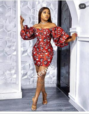 Glooming Quality Female Short Gown   Clothing for sale in Lagos State, Ajah