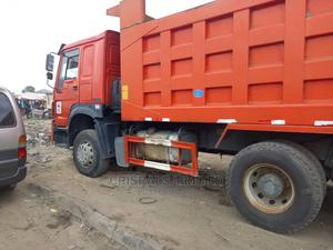 Fairly Used Howo Sino Tipper Truck | Trucks & Trailers for sale in Lagos State, Ajah
