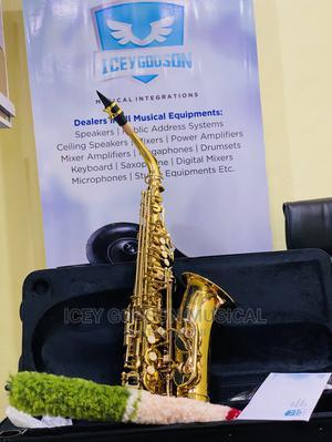 Original Yamaha Alto Saxophone | Musical Instruments & Gear for sale in Lagos State, Ikeja