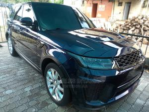 Land Rover Range Rover Sport 2014 Blue | Cars for sale in Abuja (FCT) State, Garki 2
