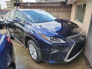 Lexus RX 2017 350 FWD Blue | Cars for sale in Lagos State, Surulere