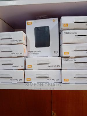 WD Element 2tb External HDD | Computer Hardware for sale in Lagos State, Lekki