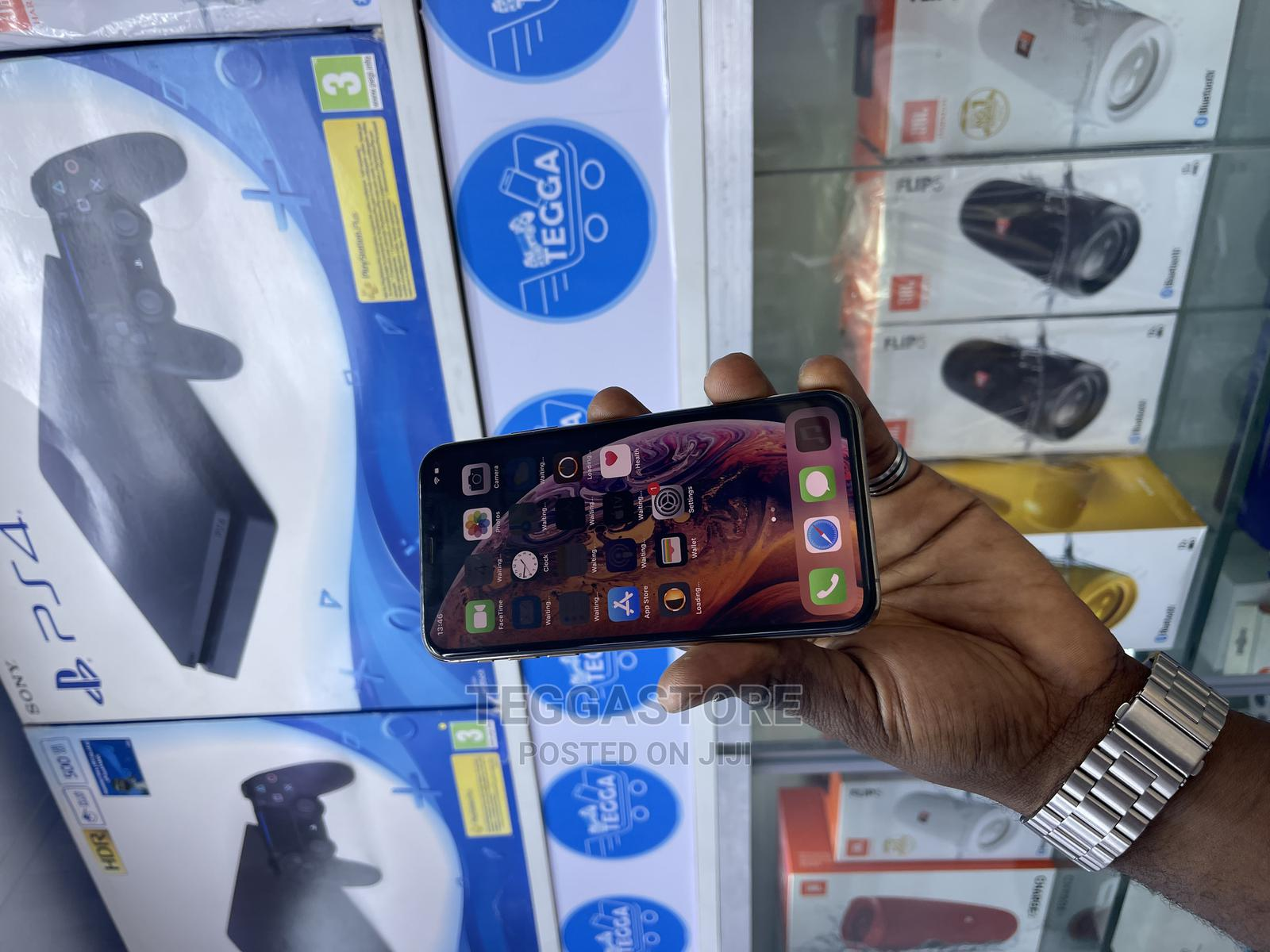 Apple iPhone XS 64 GB Gold   Mobile Phones for sale in Ikeja, Lagos State, Nigeria