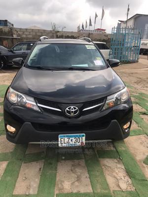 Toyota RAV4 2015 Green | Cars for sale in Lagos State, Ikeja