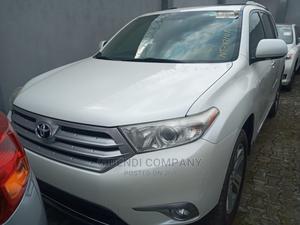 Toyota Highlander 2012 Limited White   Cars for sale in Lagos State, Lagos Island (Eko)