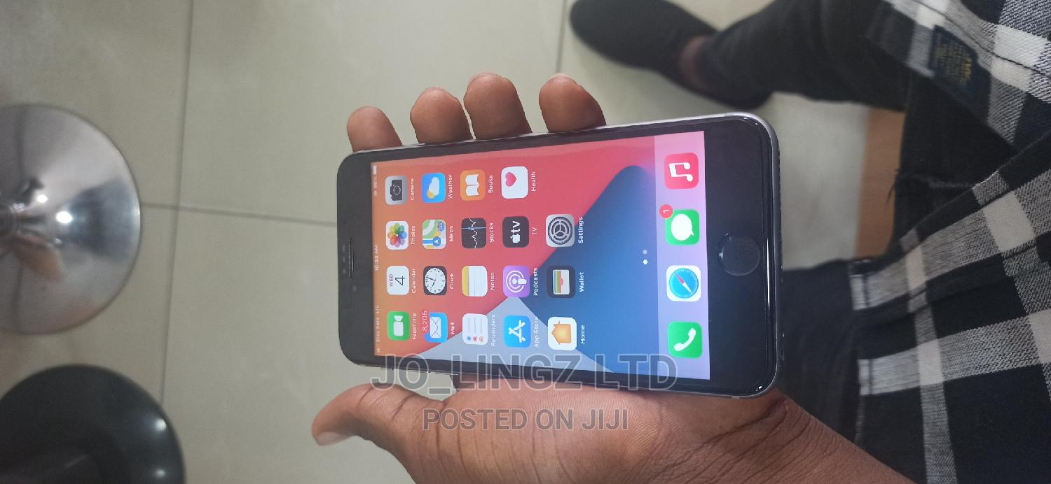 Apple iPhone 6 Plus 64 GB Gray   Mobile Phones for sale in Wuse 2, Abuja (FCT) State, Nigeria
