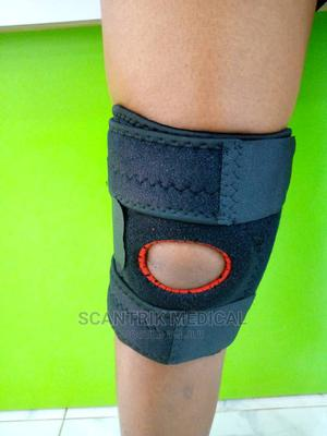 Compression Sleeve High Elastic Adjustable Knee Support | Medical Supplies & Equipment for sale in Rivers State, Oyigbo