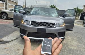 Land Rover Range Rover Sport 2020 HSE 4x4 PHEV Gray | Cars for sale in Lagos State, Lekki