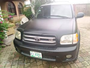 Toyota Sequoia 2003 Gray   Cars for sale in Lagos State, Isolo