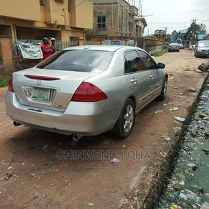 Honda Accord 2006 Silver | Cars for sale in Lagos State, Agege