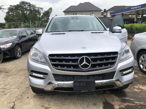 Mercedes-Benz M Class 2014 Silver   Cars for sale in Lagos State, Ikeja