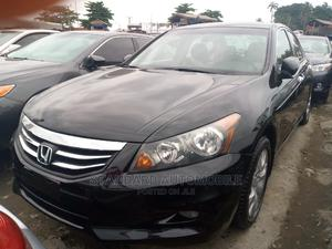 Honda Accord 2008 2.4 EX Automatic Black | Cars for sale in Lagos State, Apapa